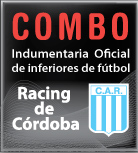 Combo inferiores Racing
